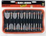Black & Decker 71-536 Wood Spade Bits