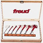 Freud Carbide Forstner Drill Bit Set