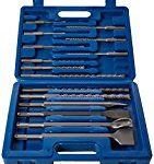 Silverline SDS Plus Best Masonry Drill Bits Set