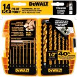 Best Quality Drill Bits for Metal Review