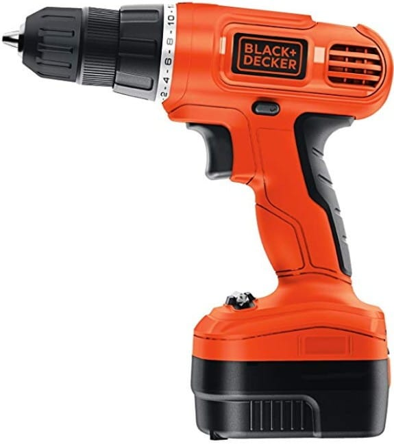 BLACK+DECKER GCO1200C 12-volt best Cordless Drill with Over Molds