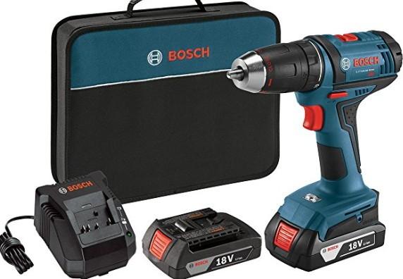 Best Bosch 18-Volt cordless drill reviews