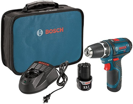 Bosch best 12-Volt cordless Drill