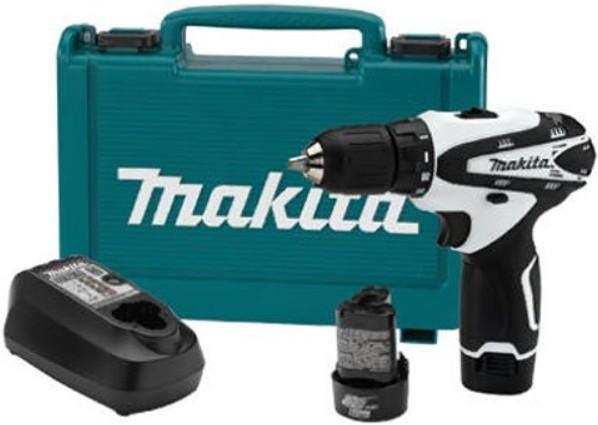 """Best Makita 12V max Cordless Drill - Li-Ion, 3/8"""""""