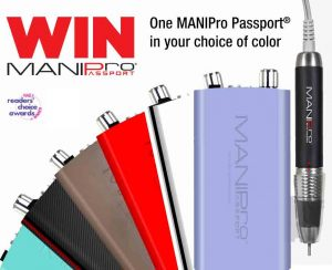 Kupa manipro (mani pro) passport nail drill - best nail drill for beginners