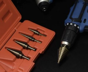 best step drill bit for metal