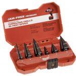 best step drill bit set