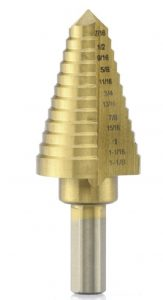 best step drill bits for steel