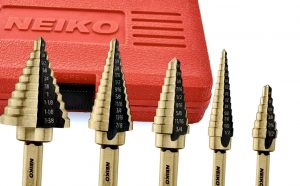 Can a step drill bit be sharpened