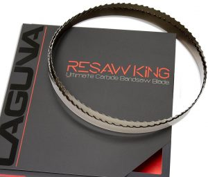 best blade for resawing on 14 bandsaw
